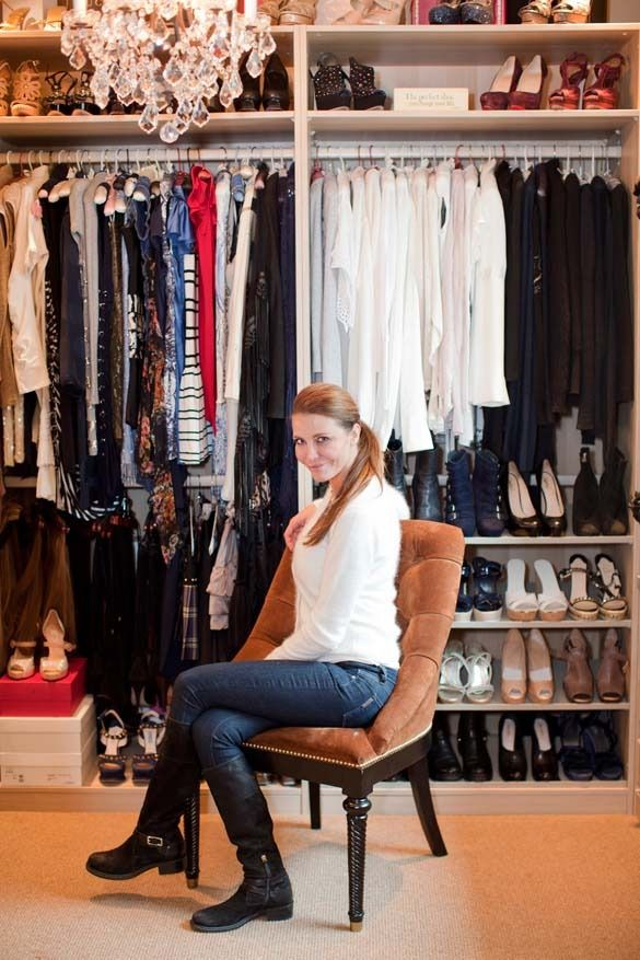 Ronnie Negus, of The Real Housewives of Vancouver, has a dream closet.