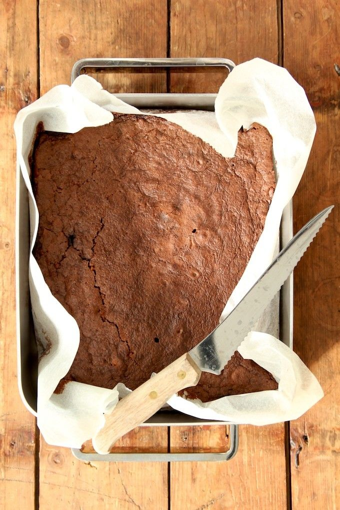 Kesäkurpitsa-brownies - Isyyspakkaus   Lily.fi