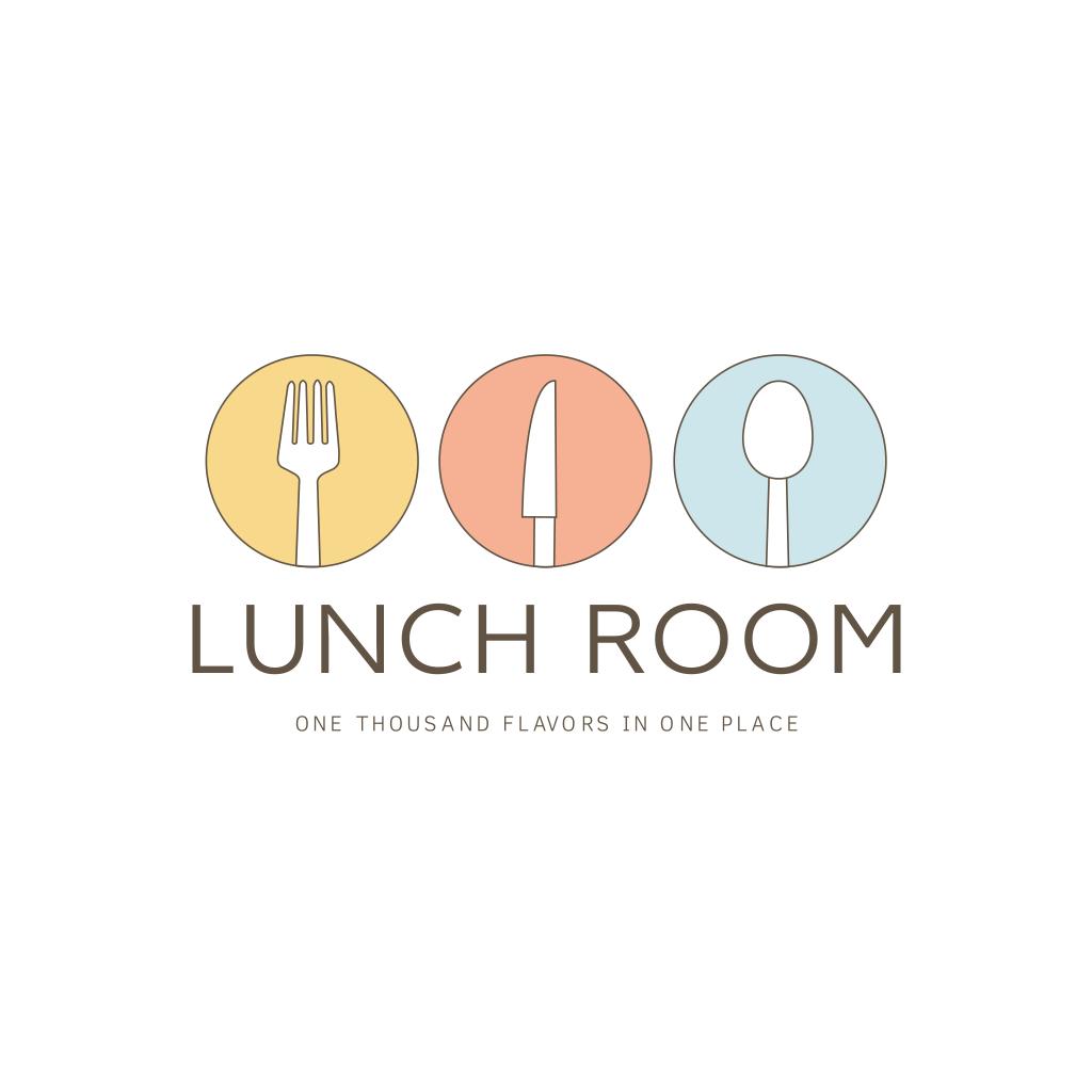 Logo For Canteen Or Fast Food Cafe Cafe Logo Design Circle Logos Restaurant Logo Design