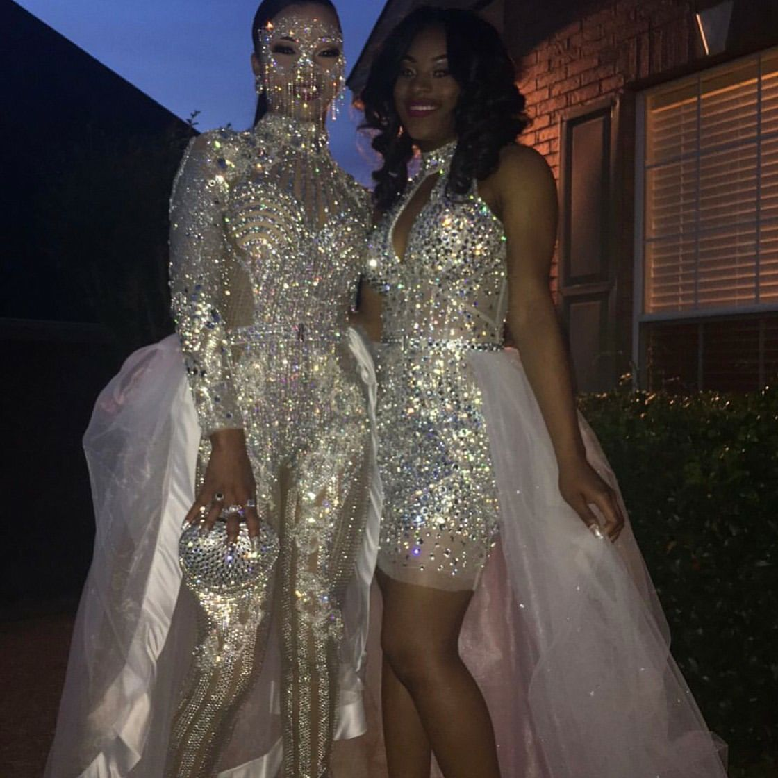 Pin by Tyeese Goodwin on Blinged Out | Prom outfits, Cute ...