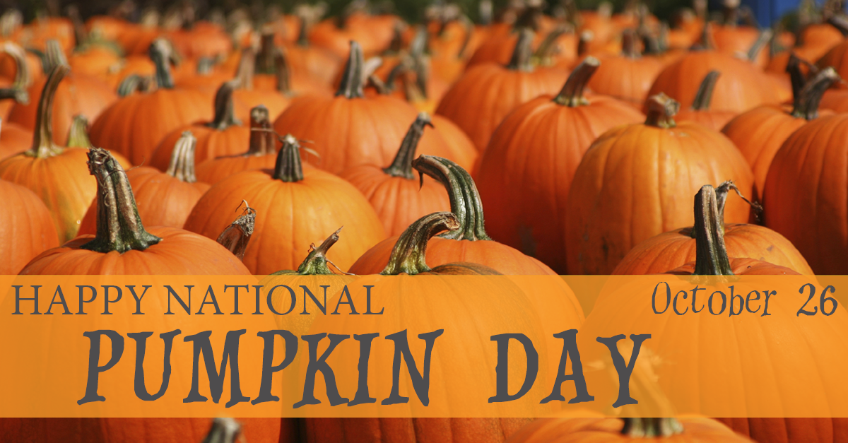 Happy National Pumpkin Day Have You Picked Up Your Halloween Pumpkin Yet Check Out Some Of Greene County S Farms And Fa Pumpkin Pumpkin Picking Apple Picking