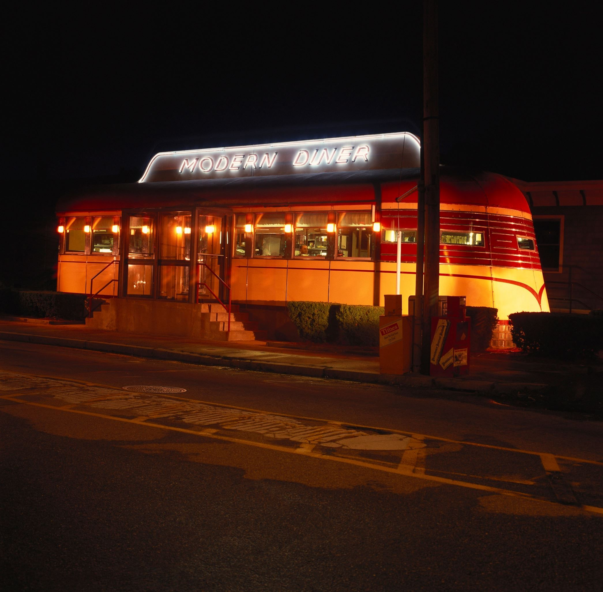 The Best Diners In Every State Rhode Island Modern Diner Best Diner Diner American Diner