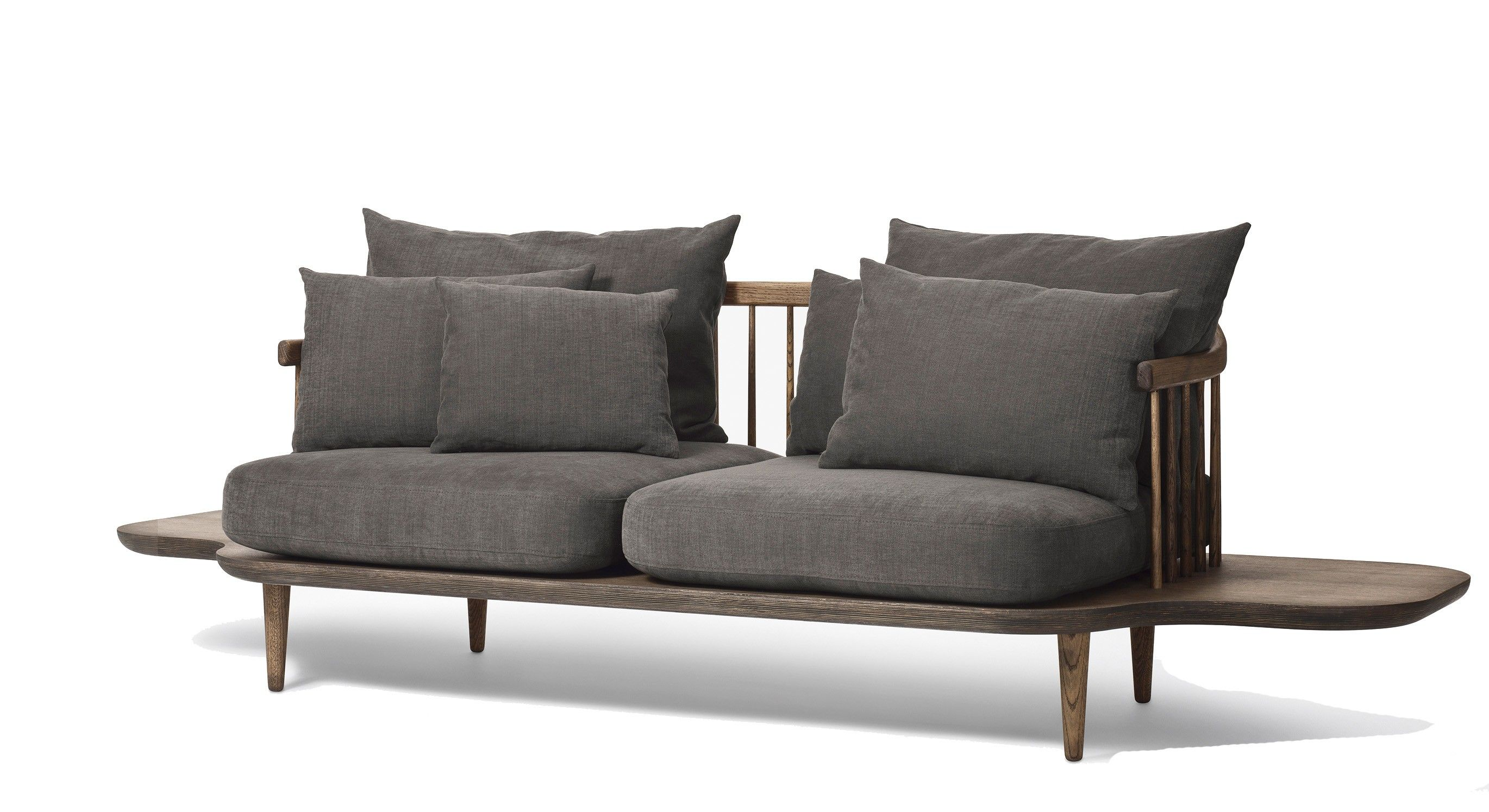 Eitelkeit Couch Sessel Beste Wahl &tradition Fly Sofa With Sidetables, Hot Madison