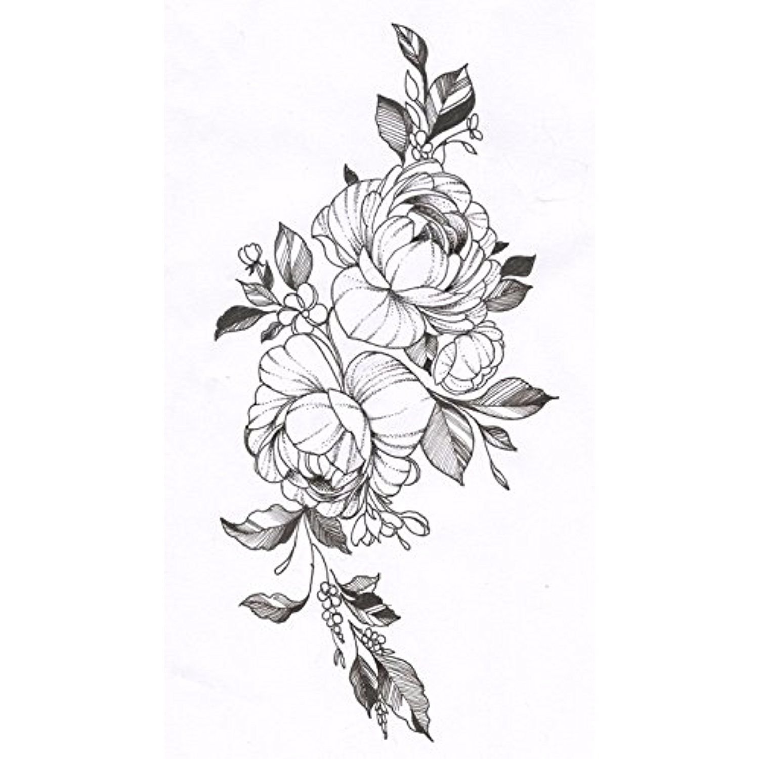 Temporary Tattoos Paper Waterproof Tattoo Sticker 2 Pcs 00186 8 4 You Can Find More Detail Temporary Tattoo Paper Tattoo Paper Half Sleeve Tattoos Designs