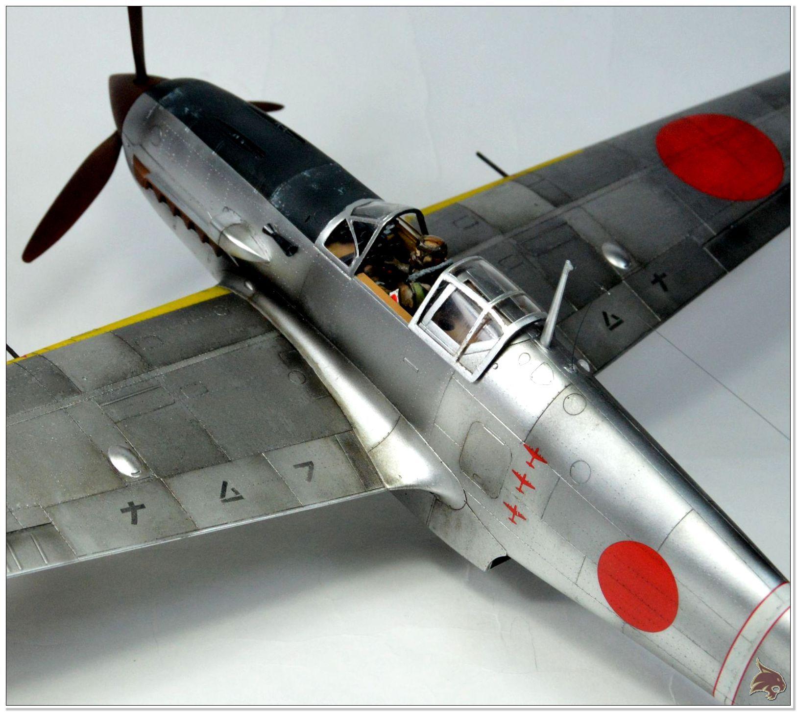 Kawasaki Ki-61 Hien 1/32 - Hasegawa By Lince1491