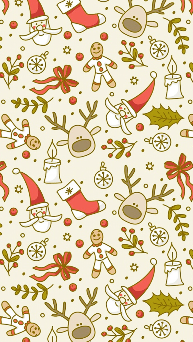 Christmas Iphone Tumblr Christmasbackgrounds Christmas