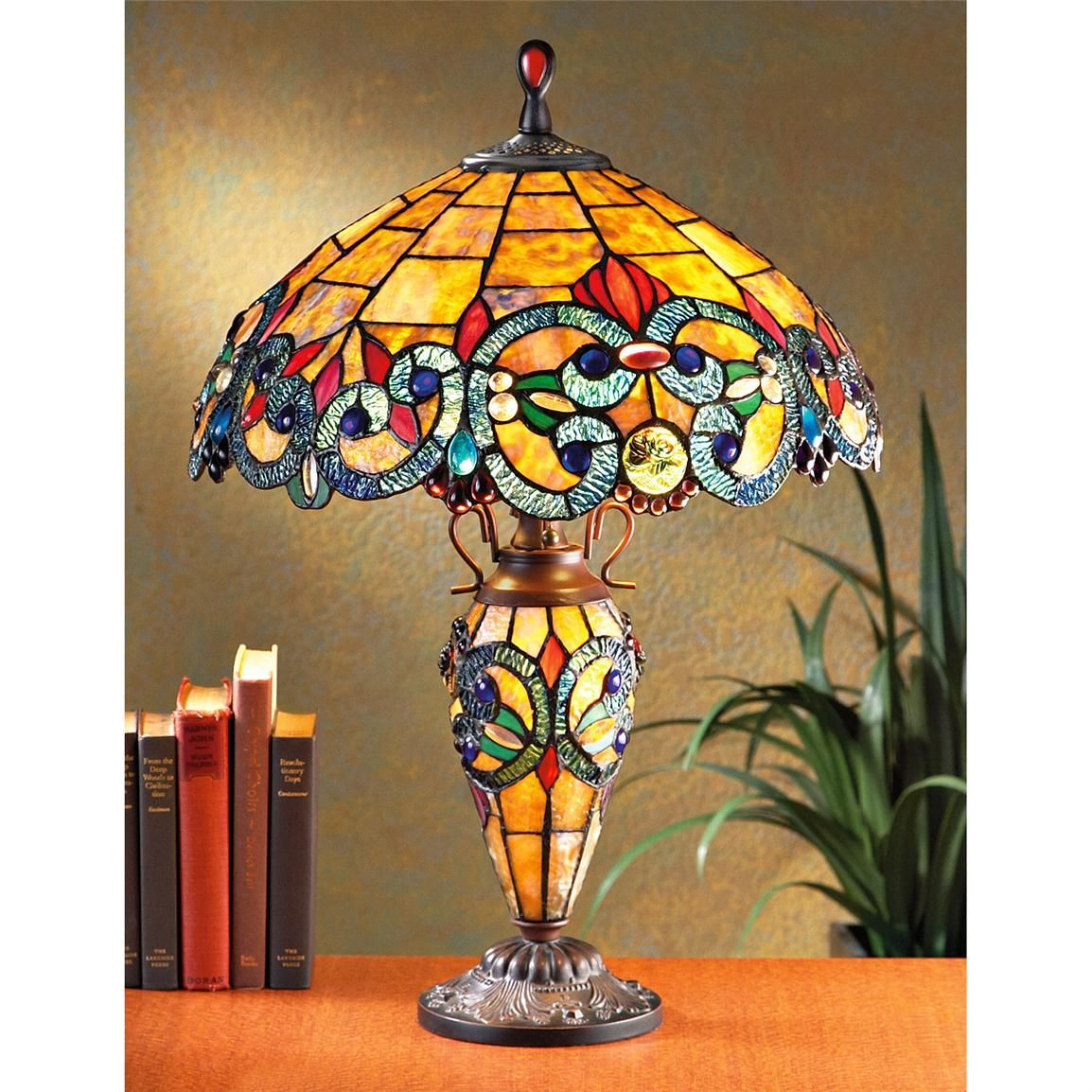 Superb Corrista Tiffany   Style Lamp   219666, Lighting At Sportsmanu0027s Guide