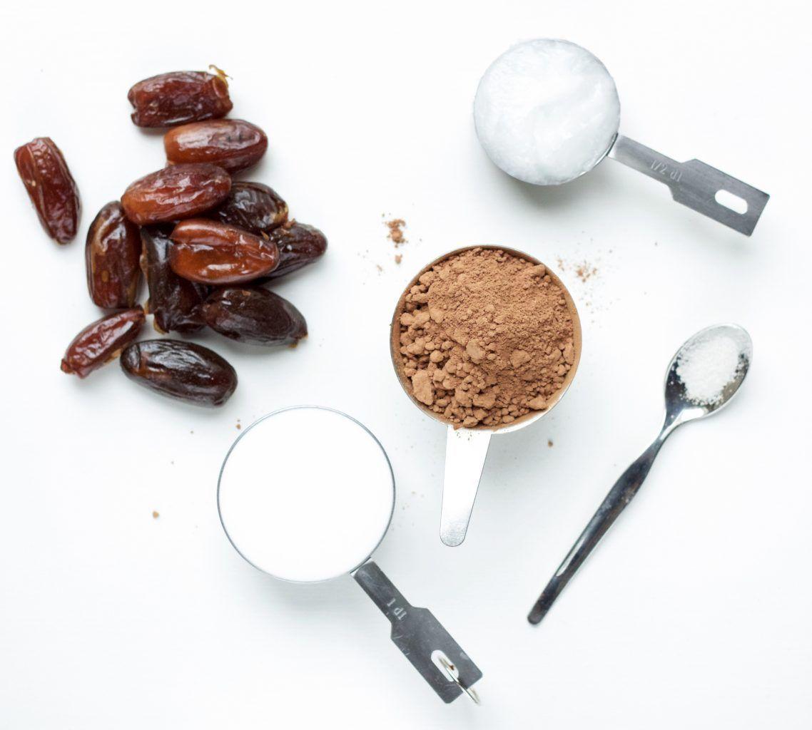 Tätä sinun on pakko kokeilla, sillä et muuten usko miten hyvää voi saada aikaan ilman viljaa, pähkinöitä tai makeutusaineita. Tämä on todellista herkkua!