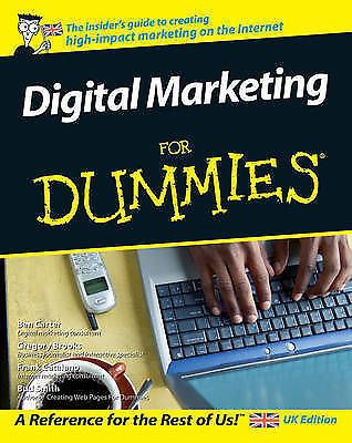 Digital Marketing For Dummies Pdf Digital Marketing Digital Marketing