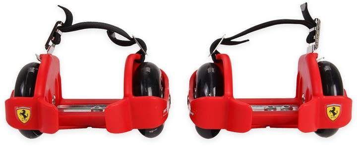 Flash Wheels Adjustable Heel Skates Ferrari Flash Wheels Adjustable Heel Skates