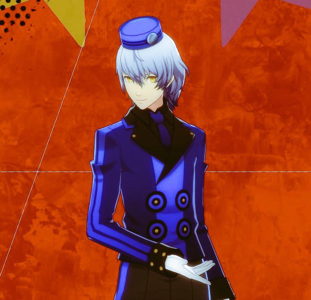 Velvet Room Attendant Goro Persona 5 Persona, Persona