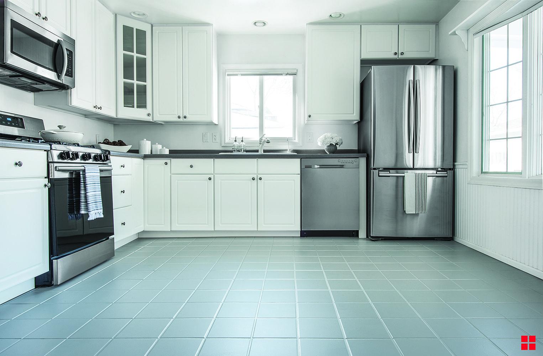 rocksolid home base coat interior floor paint rust oleum painted kitchen floors kitchen on kitchen interior tiles id=66039