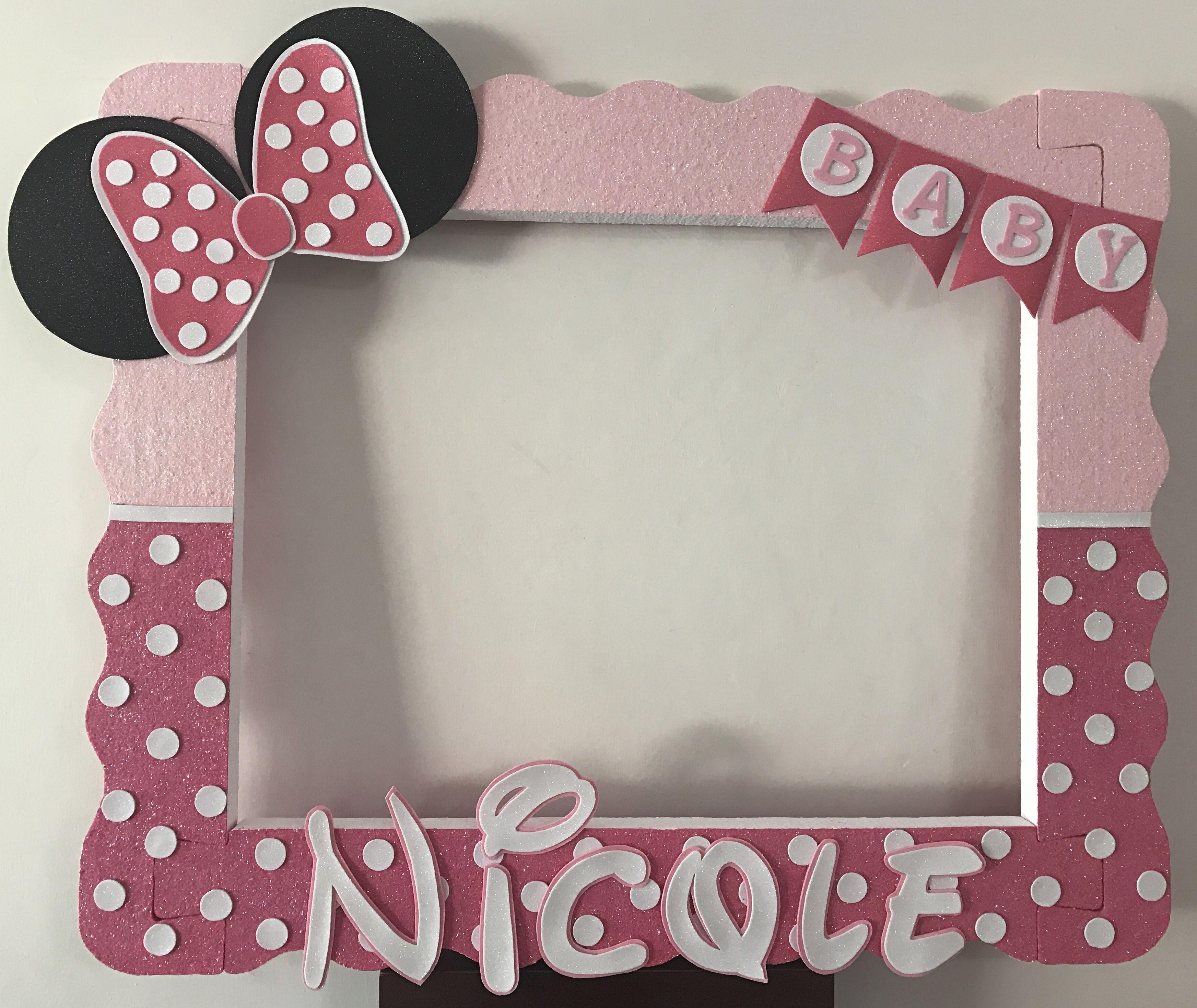 Baby Minnie :)   Creaciones :)   Pinterest