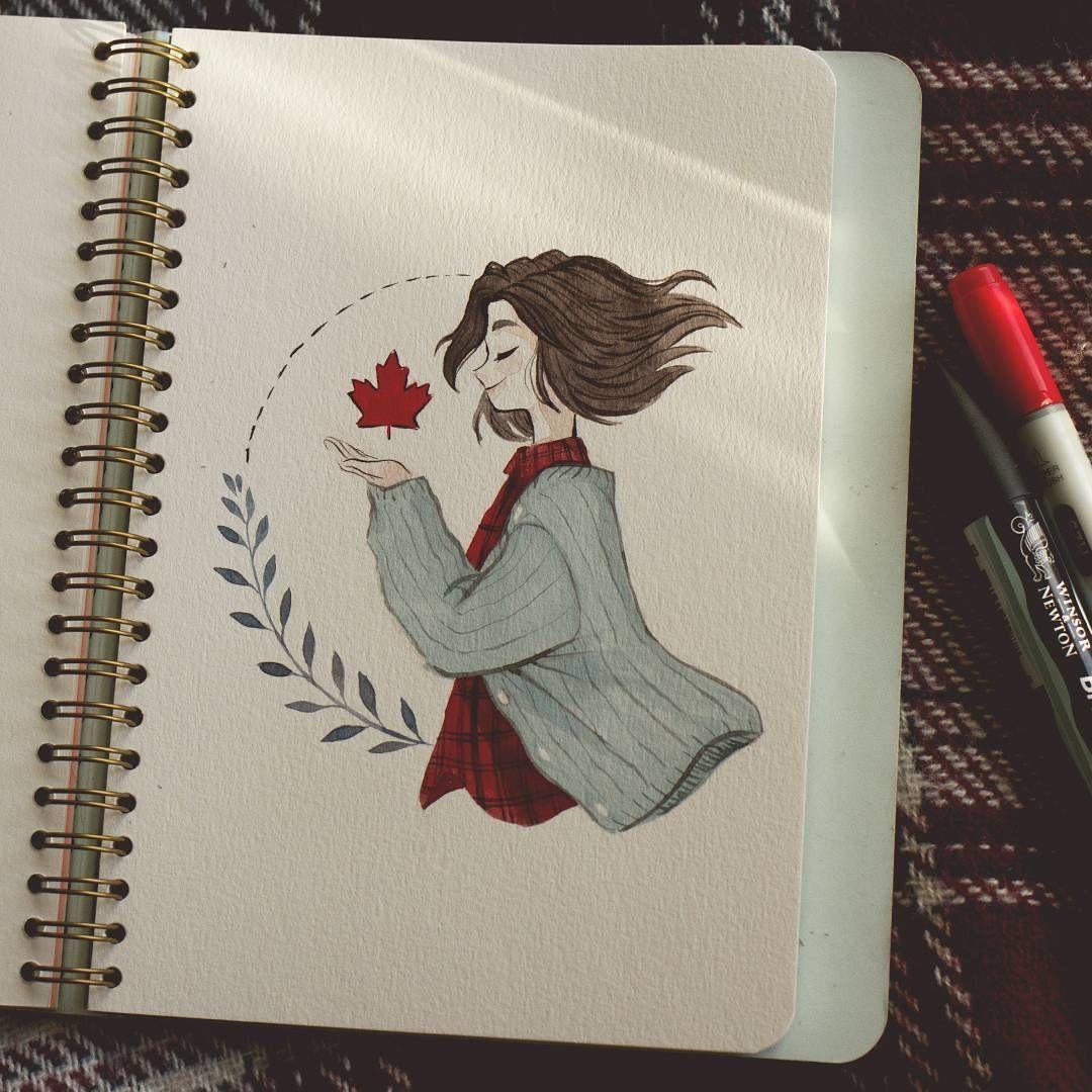 Скетчбук картинки для срисовки