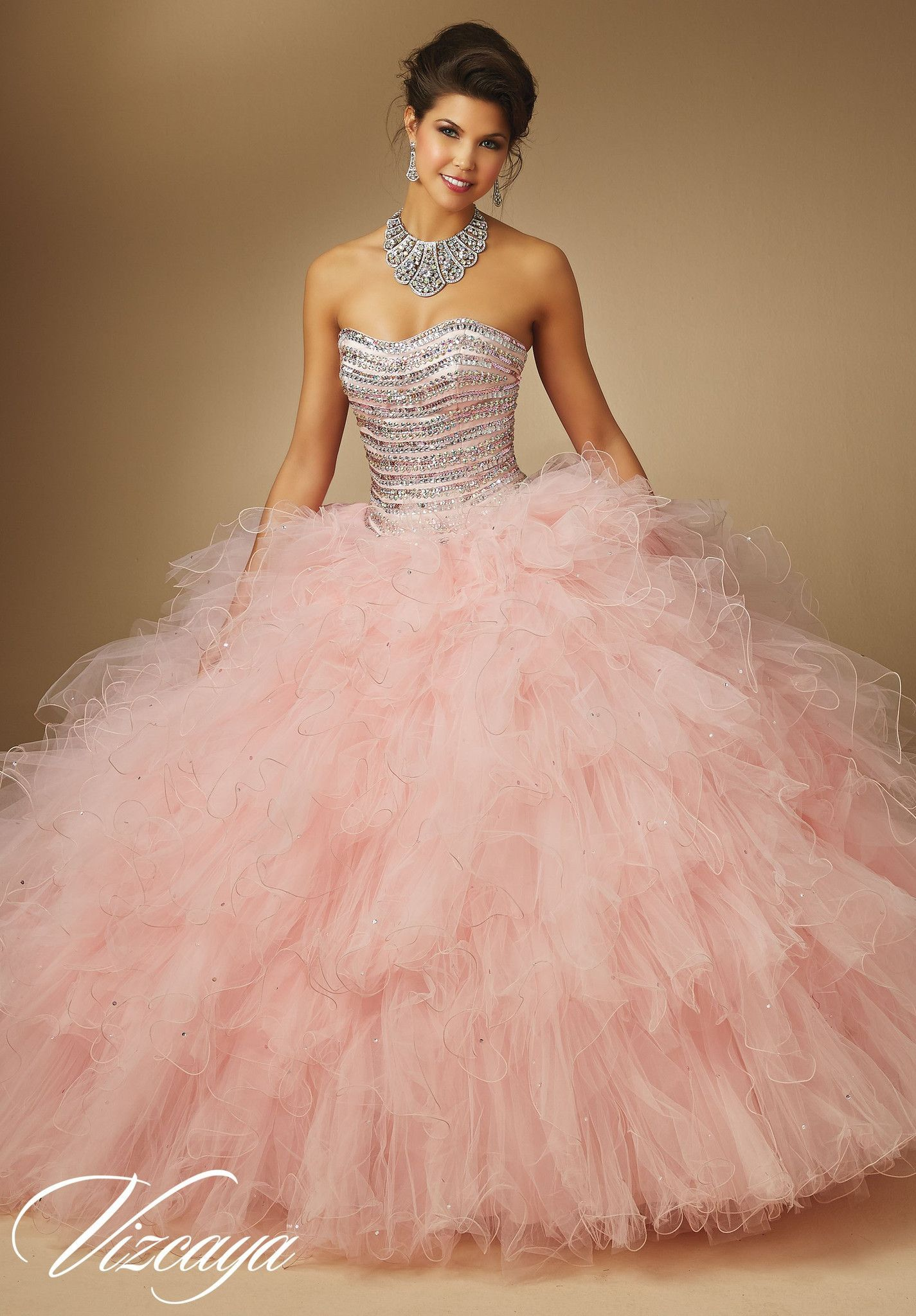 Mori Lee Quinceanera Dress 89046 | Vestiditos, 15 vestidos y ...