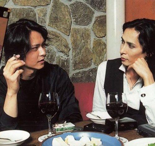 Issay (Der Zibet),Atsushi Sakurai(BUCK-TICK)   The Holy Trinity   Pinterest