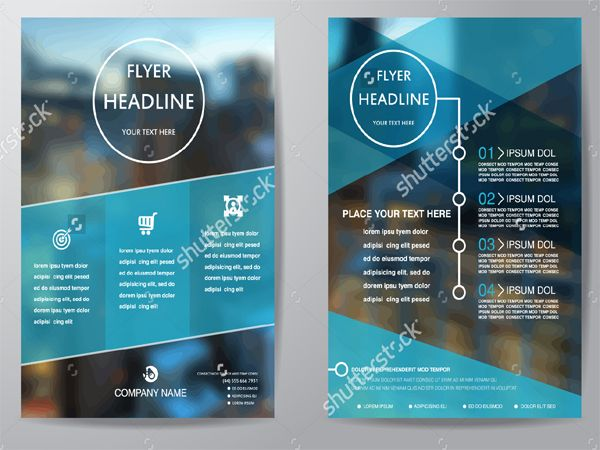 professional brochure templates