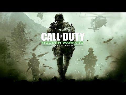 Call Of Duty Modern Warfare Remastered Ps4 Codigo De Regalo