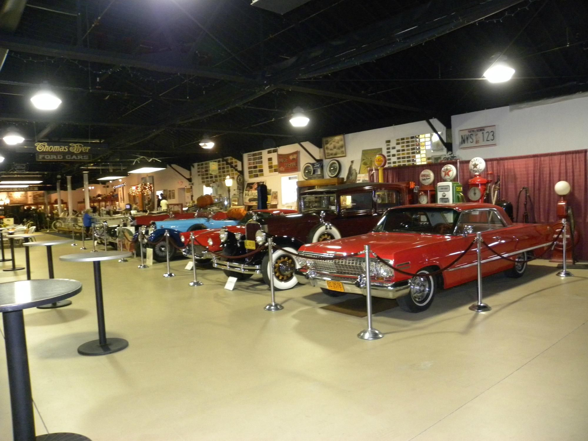Pierce Arrow Museum Buffalo Ny Hours Address Attraction