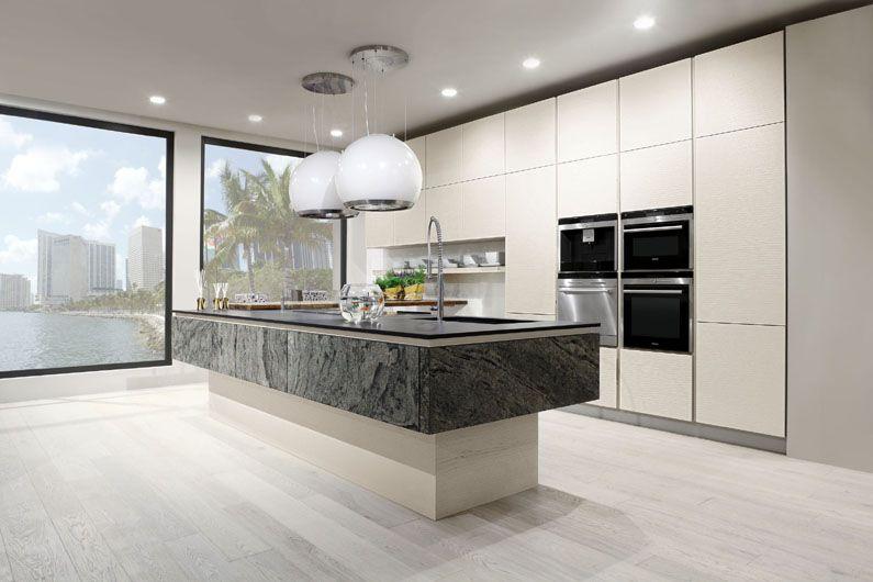 Cocinas modulares estilo moderno buscar con google ideas para el hogar pinterest spaces - Cocinas modulares ...