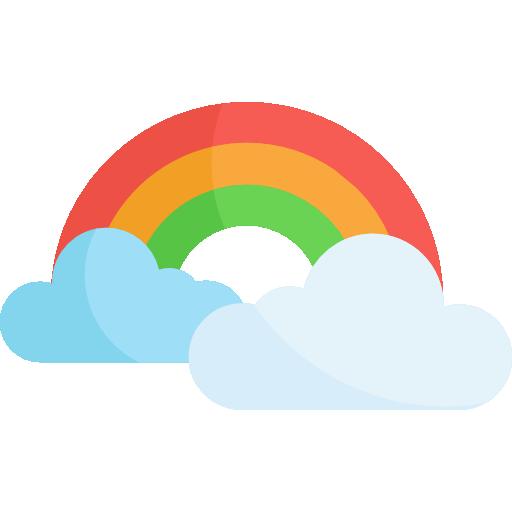 Rainbow Free Vector Icons Designed By Freepik Vector Icon Design Free Icons Vector Free