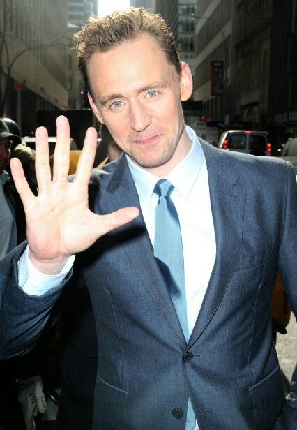 ~ Tom Hiddleston  † At Channel 4 @NBC ~The Today Show † @Hiddles_Page & Via torilla †