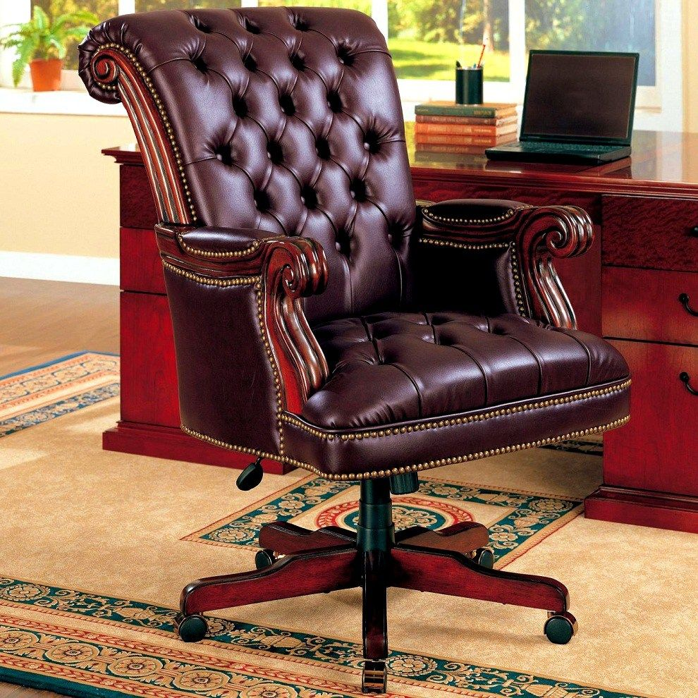 Tan leather office chair - Bedroom Sweet Leather Office Chair Plan Furniture Tan Chairs