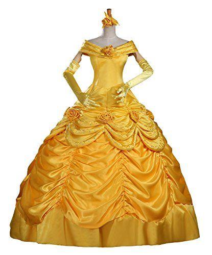 Damen Disney Die schöne und das Beast Kleid ca 112€ | Kostüm