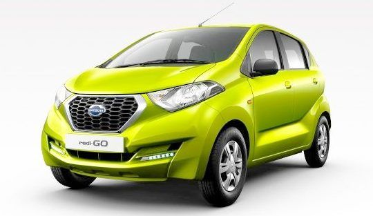 Datsun Redigo Hatchback Launched In India Datsun Family Car
