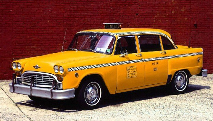 Checker Cab London >> 10 Lost Symbols Of New York Touch Of Vintage New York