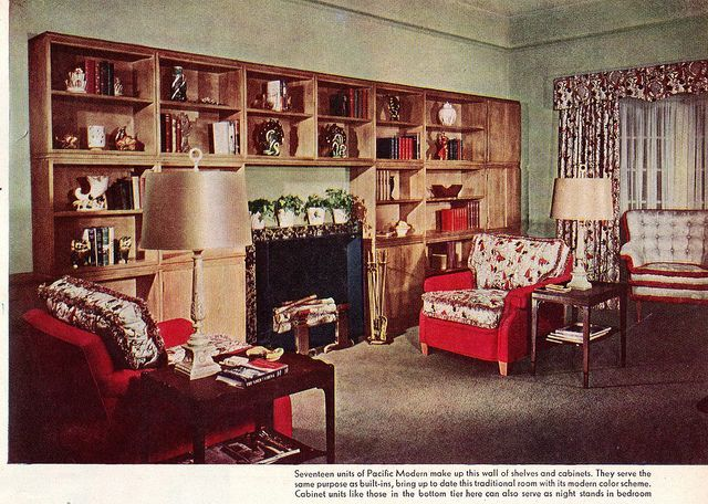 1000 Images About 1940s Living Room On Pinterest 1940s Living