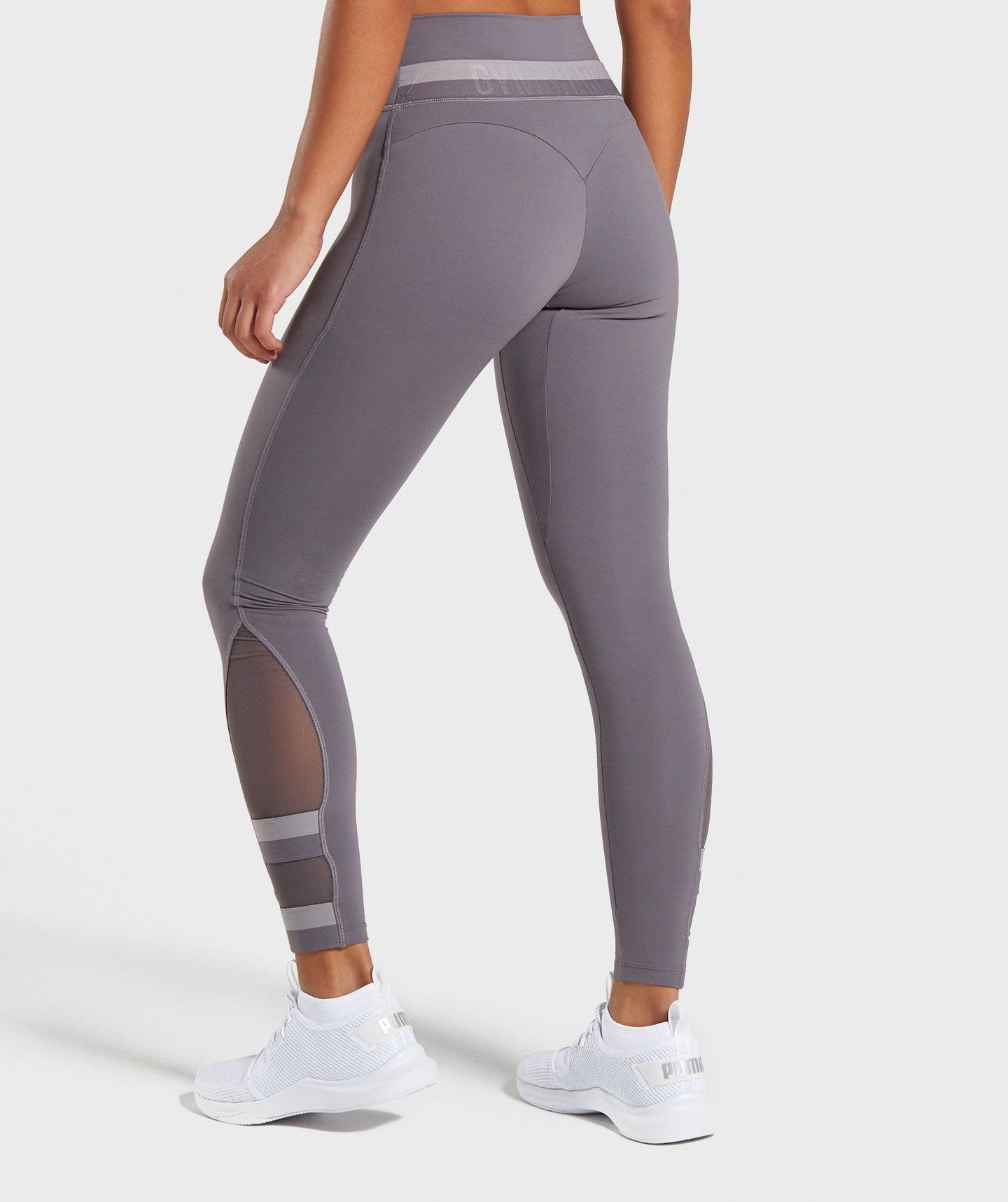 0b05044229633 Gymshark Empower Leggings - Slate Lavender in 2019 | Activewear ...