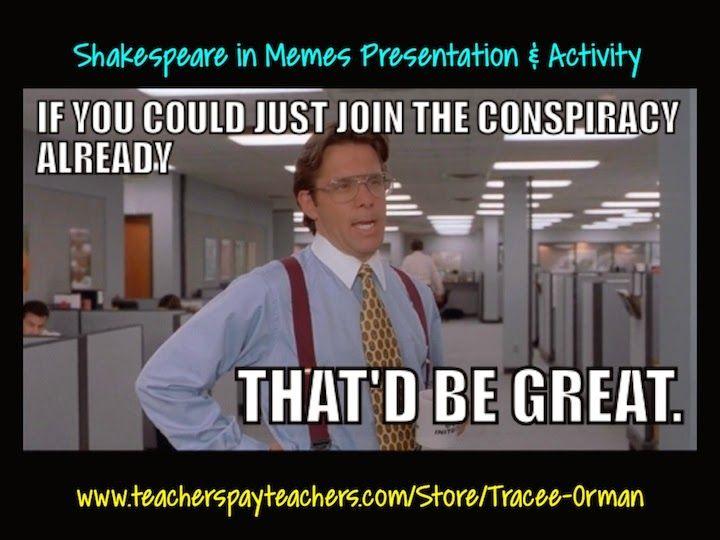 909cd2fef6474af49dea92ac956fb081 shakespeare in memes the tragedy of julius caesar shakespeare