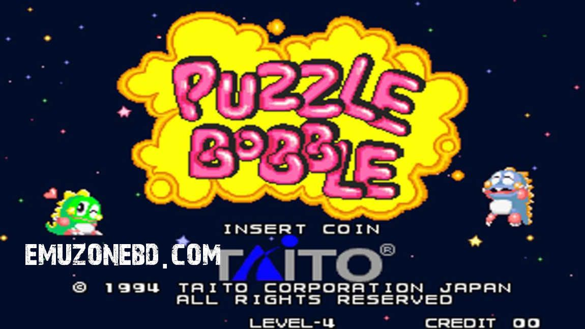 Puzzle Bobble Neo Geo Rom | Free Games Software For Computer