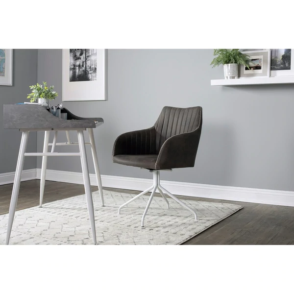 Calico Designs Adelaide Swivel, Home Office Accent Chair