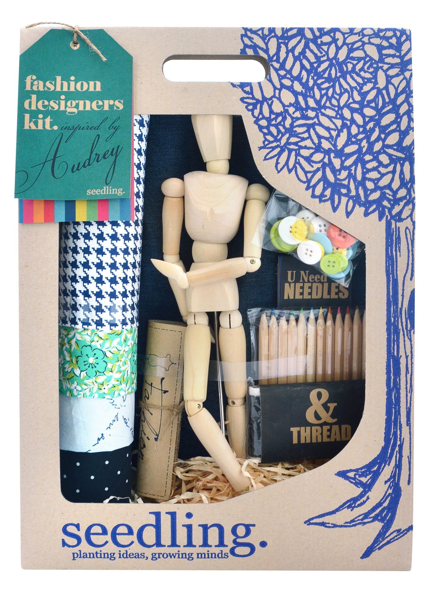 Fashion Designer Kit: Inspired by Audrey