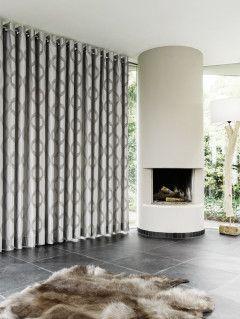 online gordijnen shop #toppoint #gordijnen taupe sheer curtains ...