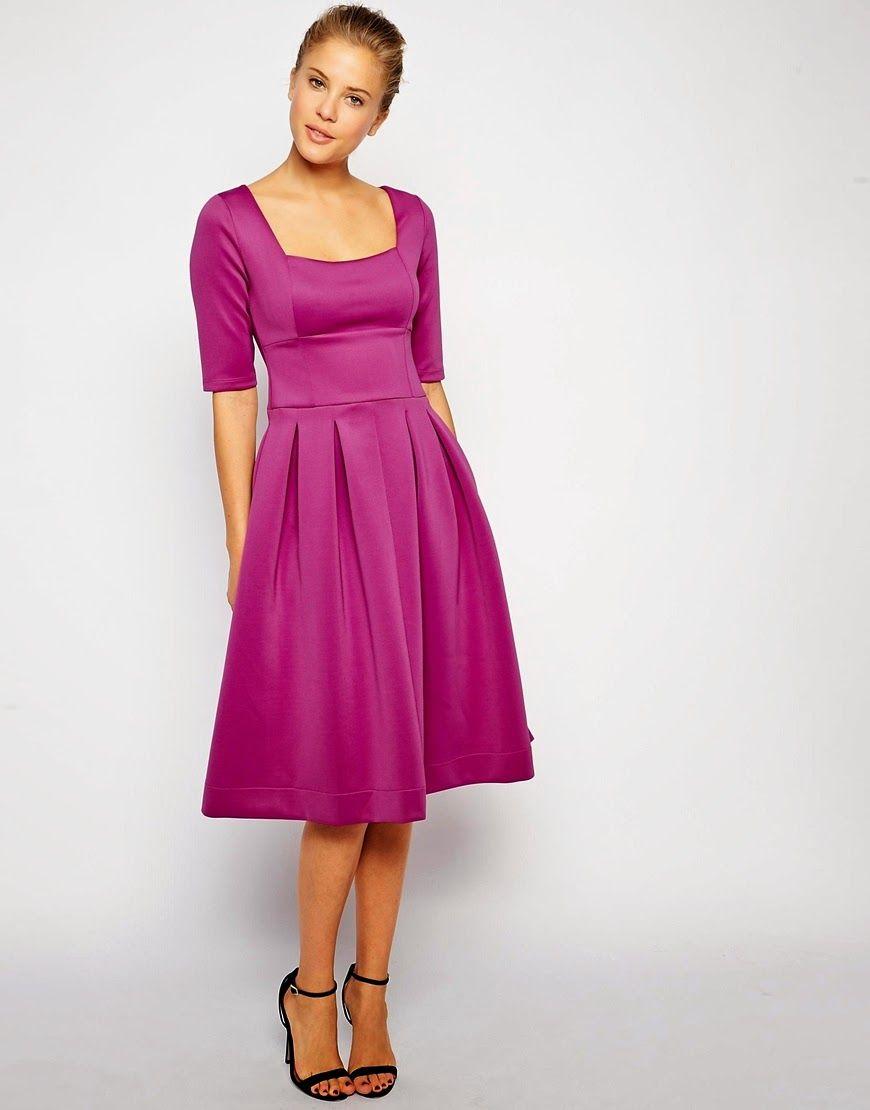 Excelentes vestidos de primavera | Vestidos de moda de temporada ...