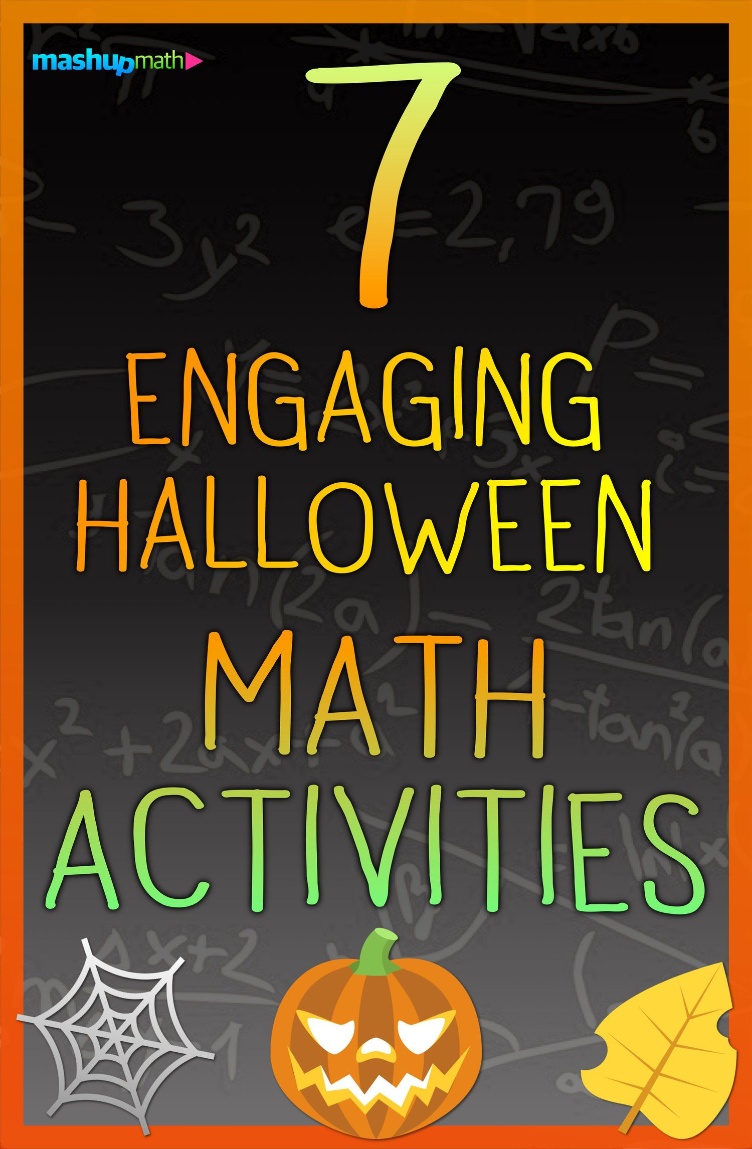 7 Engaging Halloween Themed Math Activities