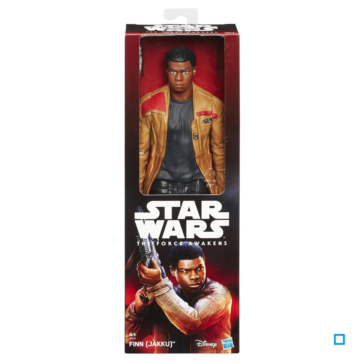 FIGURINE Star Wars Black Series Finn HASBRO NEUF