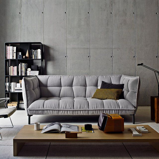 Canapé cosy : notre chouchou pour l\'hiver | Italia, Interiors and Salons