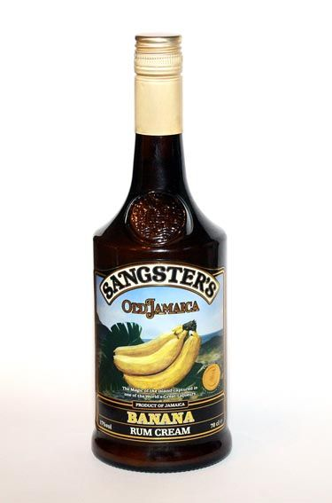 Sangster's Rum Cream | 01. Sangster's Banana Rum Cream, 17%, 700 ml