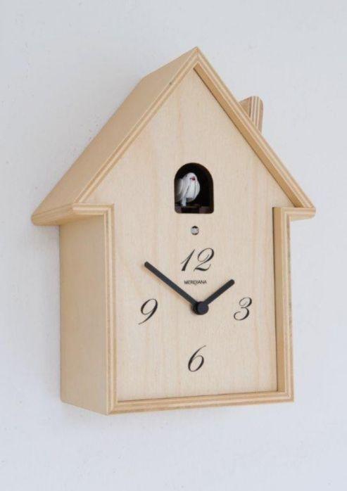 Diamantini Domeniconi Cuckoo Meridiana Wall Clock Tesco
