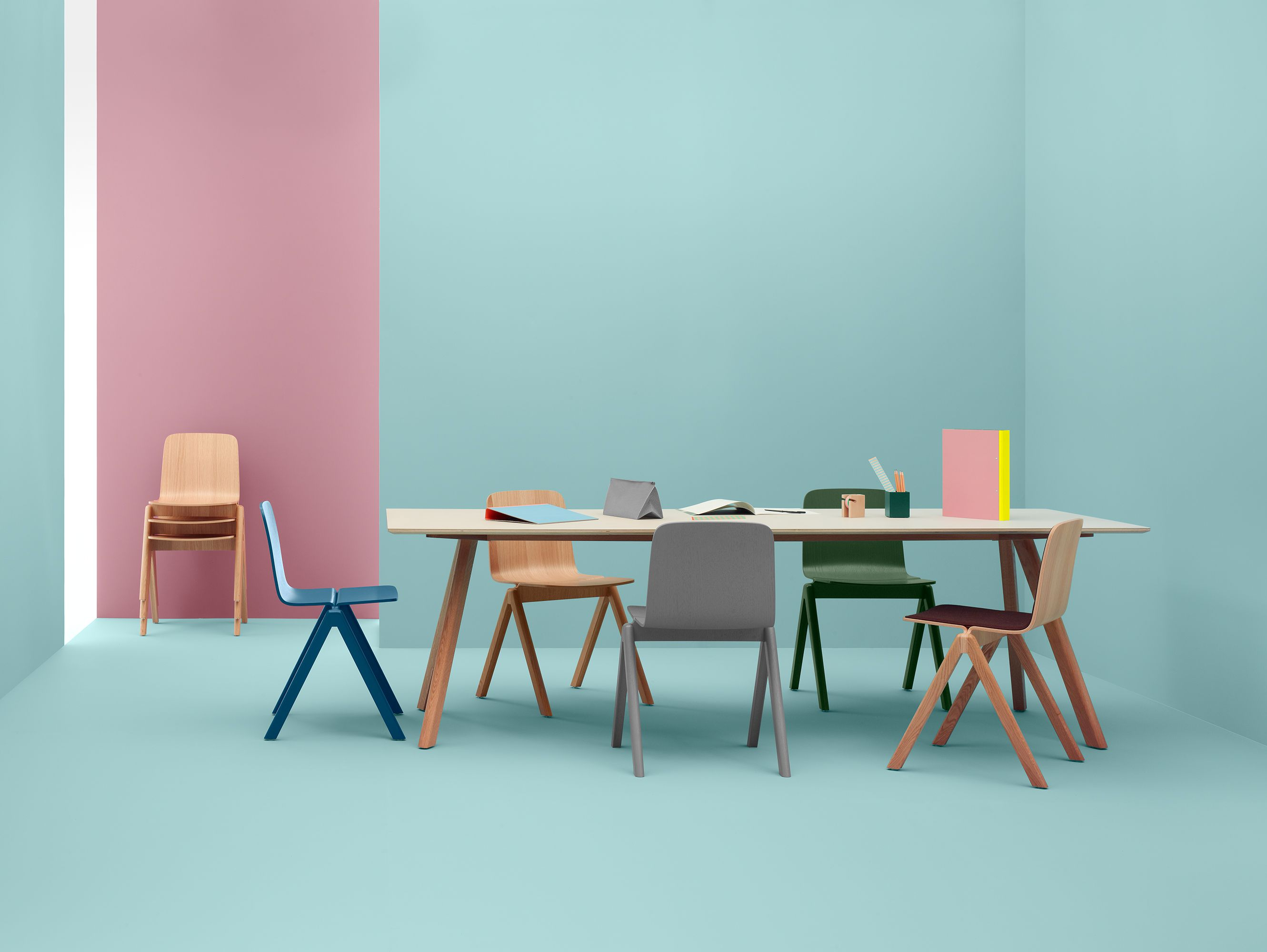 Hay Bouroullec CPH Chairs
