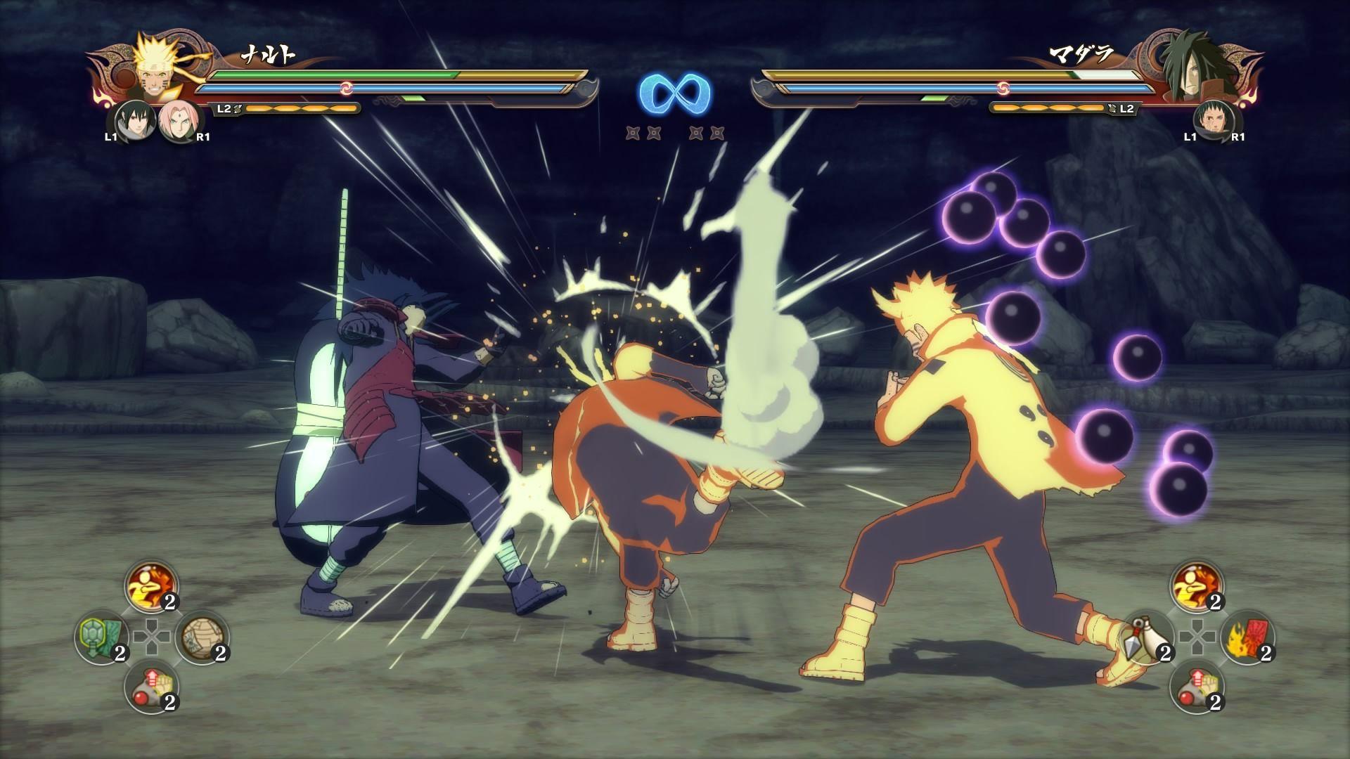 naruto ultimate ninja storm 4 combat   edwin   Naruto