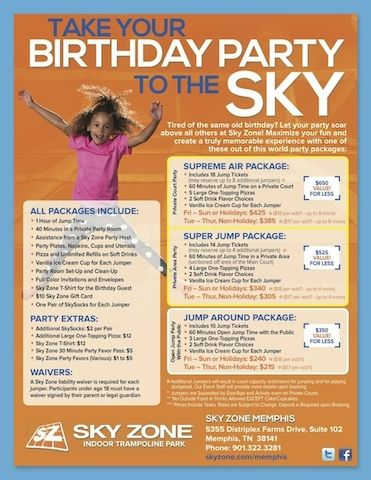 Coupon code sky zone