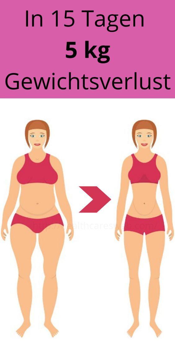 Verlieren Sie schnell 5 Kilo zu Pfund