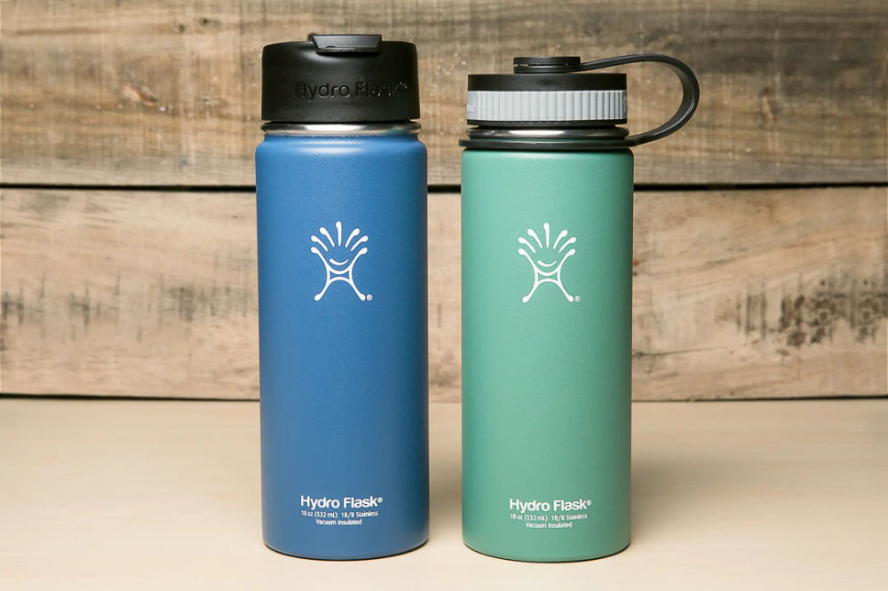 Hydro Flask 18oz Wide Mouth Price Reviews Drop Formerly Massdrop Hydroflask Flask Hydro