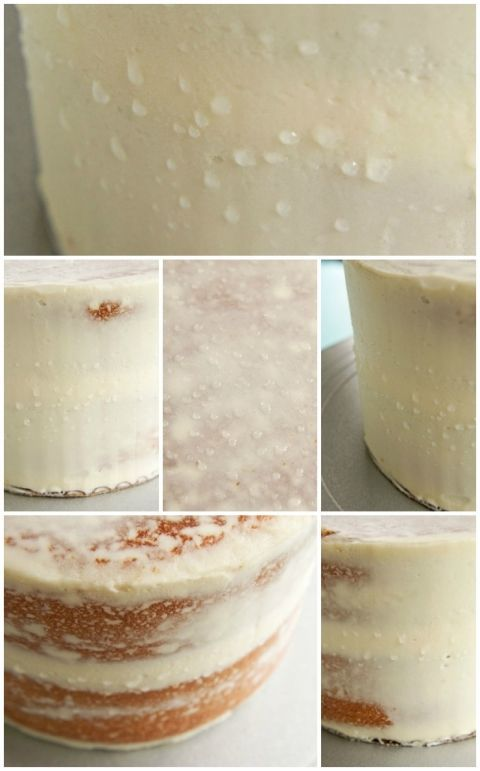 How To Freeze A Cake Before Frosting It Cake Decorating