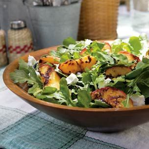 arugula & goat cheese salad recipe